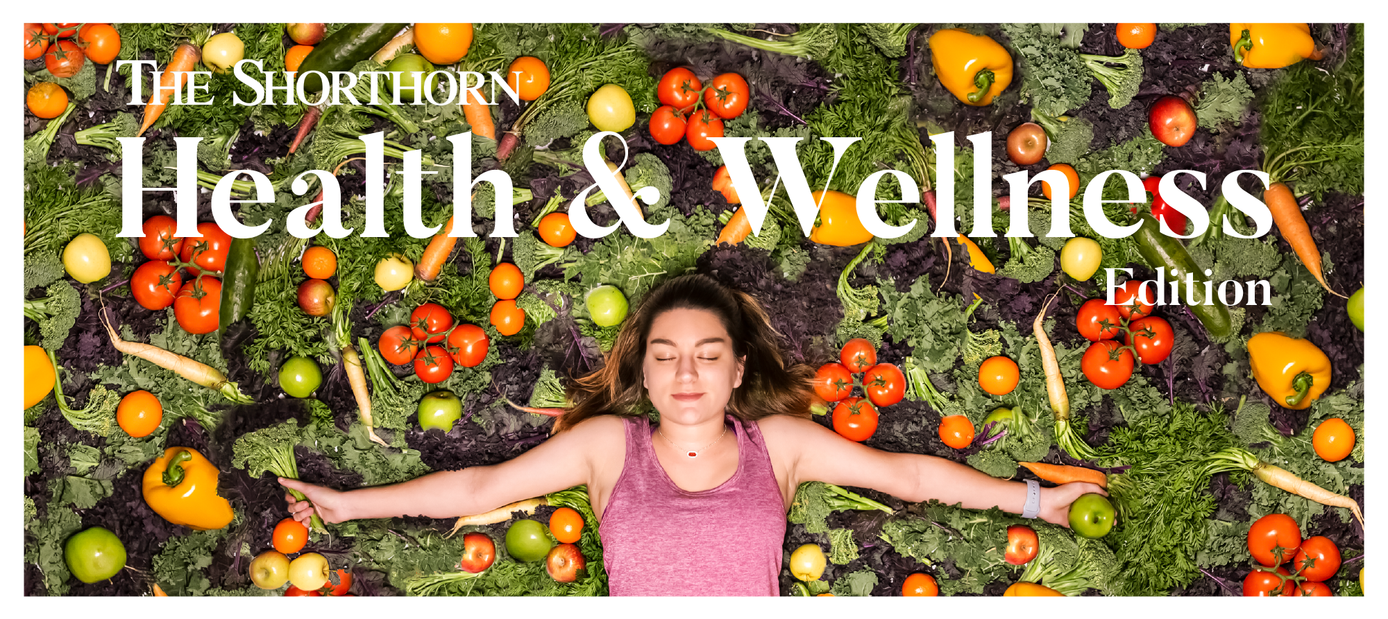 Health and Wellness Header Image