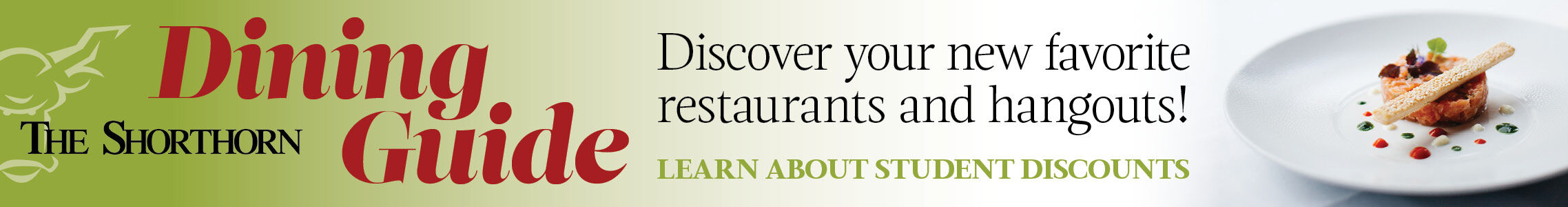 Dining Guide Header Image